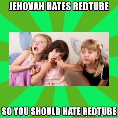 CARO EMERALD, WALDECK AND MISS 600 - jehovah hates redtube so you should hate redtube