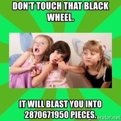 CARO EMERALD, WALDECK AND MISS 600 - don't touch that black wheel. it will blast you into 2870671950 pieces.