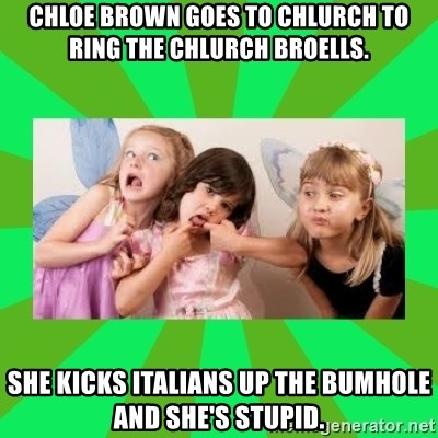 CARO EMERALD, WALDECK AND MISS 600 - chloe brown goes to chlurch to ring the chlurch broells. she kicks italians up the bumhole and she's stupid.