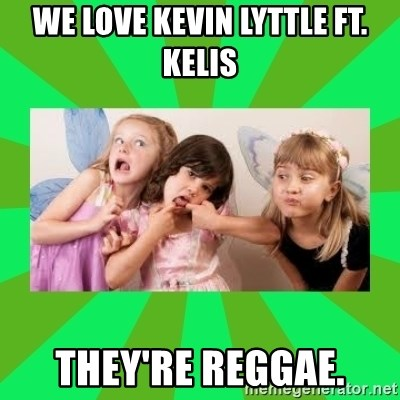 CARO EMERALD, WALDECK AND MISS 600 - we love kevin lyttle ft. kelis they're reggae.
