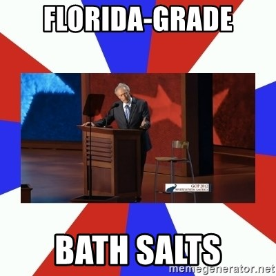 Invisible Obama - florida-grade bath salts
