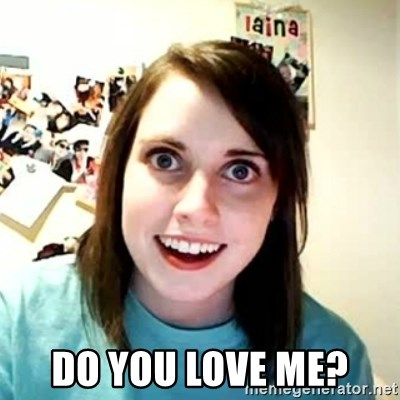 Overly Attached Girlfriend 2 - Do you love me?