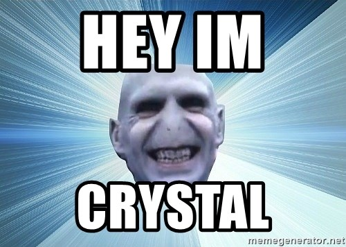 vold - HEY IM  CRYSTAL
