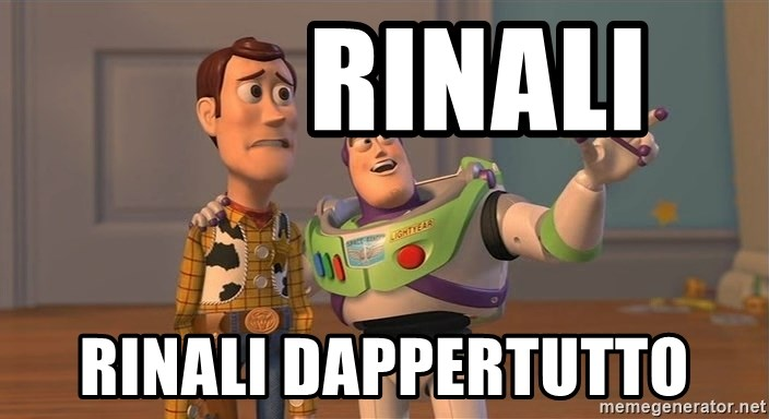 Toy Story Everywhere -         rinali rinali dappertutto
