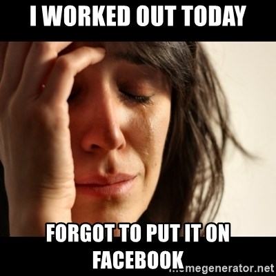 crying girl sad - i worked out today Forgot to put it on facebook