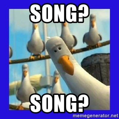 mine seagull - SONG? SONG?