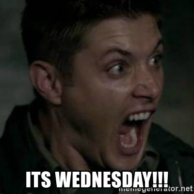Supernatural Dean Face - Its wednesday!!!