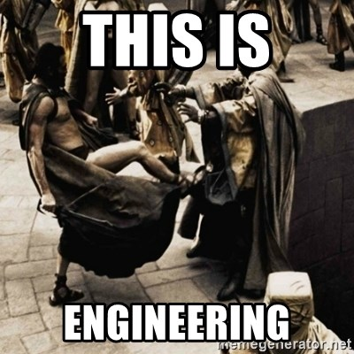 sparta kick - This is Engineering
