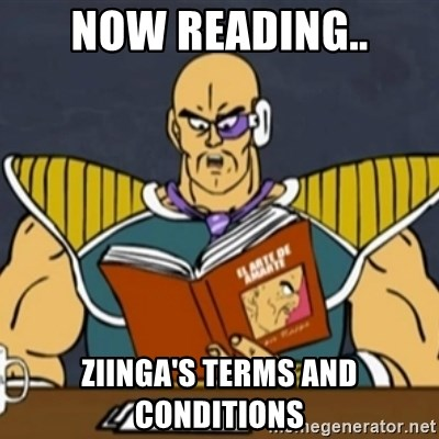 El Arte de Amarte por Nappa - Now reading.. ziinga's terms and conditions