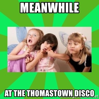 CARO EMERALD, WALDECK AND MISS 600 - meanwhile at the thomastown disco