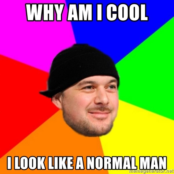 King Kool Savas - Why am i cool  i look like a normal man