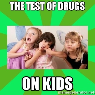 CARO EMERALD, WALDECK AND MISS 600 - THE TEST OF DRUGS  ON KIDS