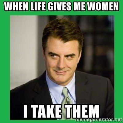 Mr.Big - When Life gives me women I take them