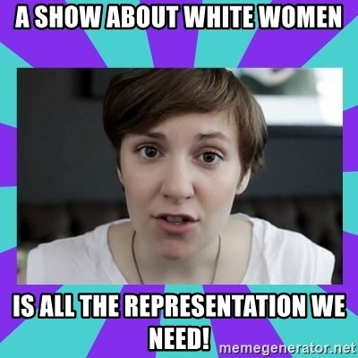 White Feminist - a show about white women is all the representation we need!