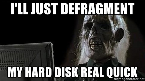 OP will surely deliver skeleton - I'll just defragment  my hard disk real quick