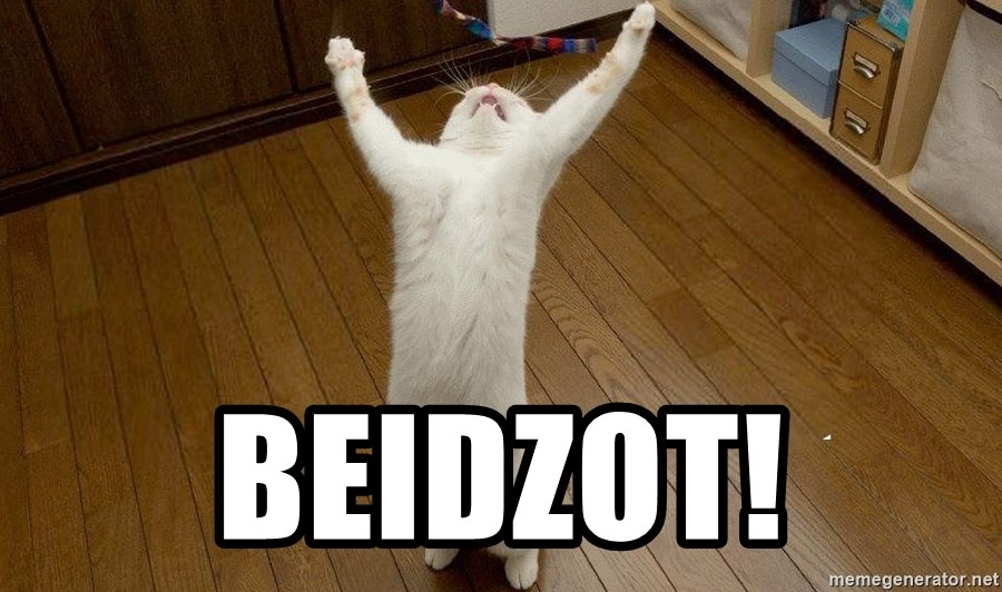praise the lord cat - Beidzot!