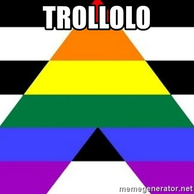 Bad Straight Ally - TROLLOLO