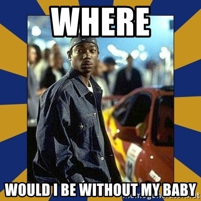 JaRule - WHERE WOULD I BE WITHOUT MY BABY
