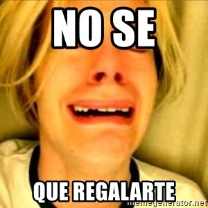 Leave Brittney Alone - NO SE  que regalarte
