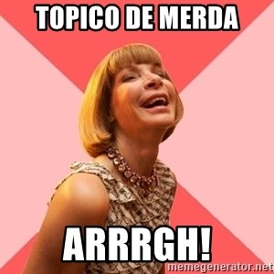 Amused Anna Wintour - topico de merda arrrgh!