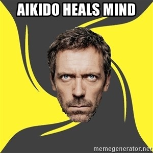 Angry Doctor - AIKIDO HEALS MIND