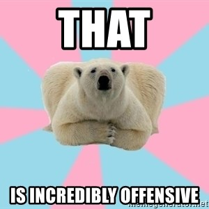 The Pit Polar Bear - That Is INCREDIBLY OFFENSIVE