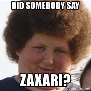Afrobusen - Did somebody say Zaxari?