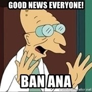 Good News Everyone - Good news everyone! ban ana