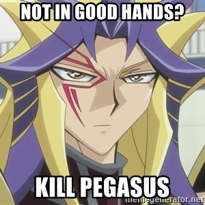 Kill Pegasus Paradox - Not in good hands? Kill Pegasus