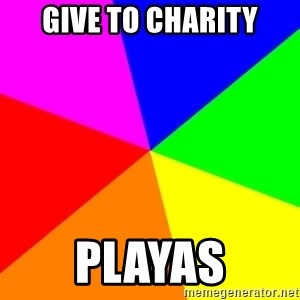 backgrounddd - Give to charity playas