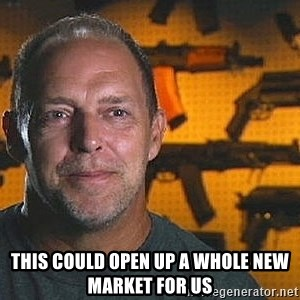 Will Sons of Guns - This could open up a whole new market for us