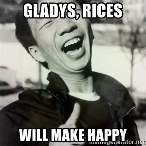 Troll Asian - Gladys, RiCES will make happy