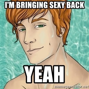 Finnick Odair - i'm bringing sexy back yeah