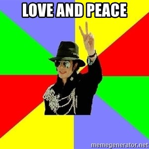 Funny_Jackson - love and peace