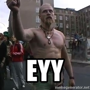 Techno Viking - eyy