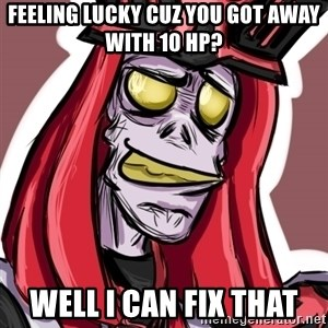 Troll Karthus - Feeling lucky cuz you got away with 10 hp? well I can fix that