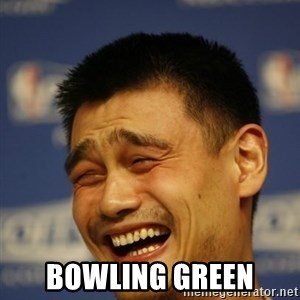 Yaoming - Bowling green