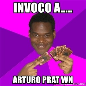 Cunning Black Strategist - invoco a..... arturo prat wn