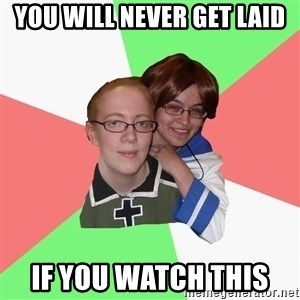 Hetalia Fans - you will never get laid if you watch this