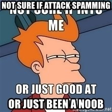 clean all the things no text - Not Sure if Attack Spamming Or Just Been a Noob