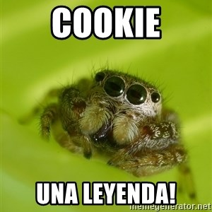 The Spider Bro - Cookie UNA LEYENDA!