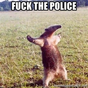 Anteater - Fuck the police