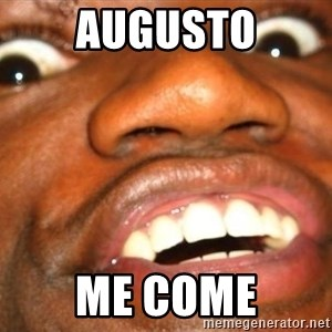 Wow Black Guy - augusto me come