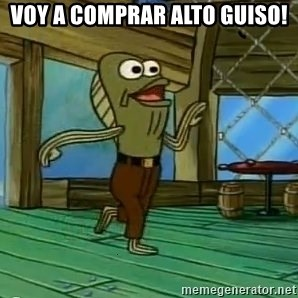 Rev Up Those Fryers - voy a comprar alto guiso!