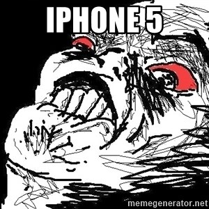 Ffffuuuu - iphone 5