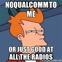 clean all the things no text - Qualcomm all the radios