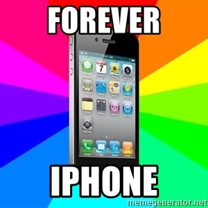 TYPICAL IPHONE - FOREVER IPHONE