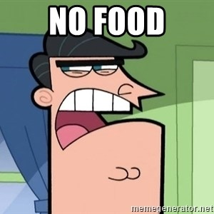i blame dinkleberg - NO FOOD