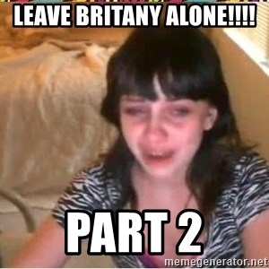 Jessi Slaughter - LEave britany alone!!!! part 2