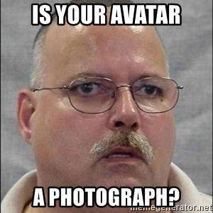 Are You A Wizard - Is your Avatar a pHotograph?
